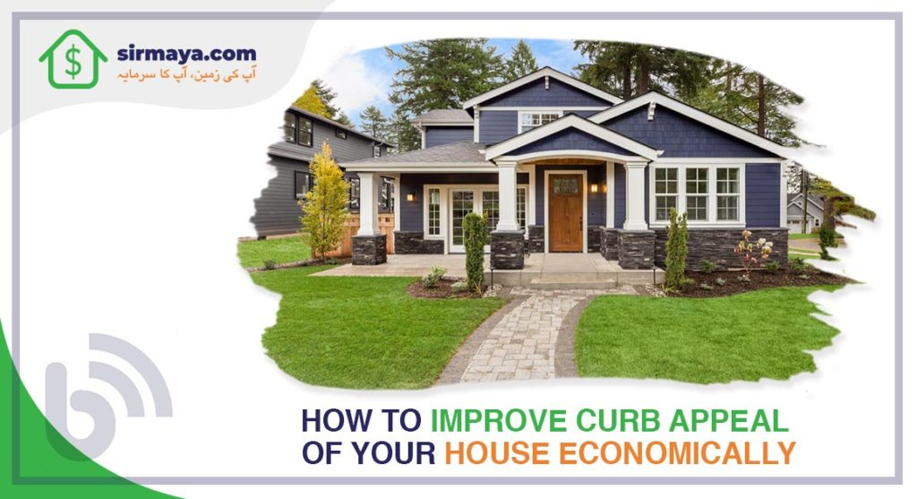 How to Improve the Curb Appeal of Your House Economically