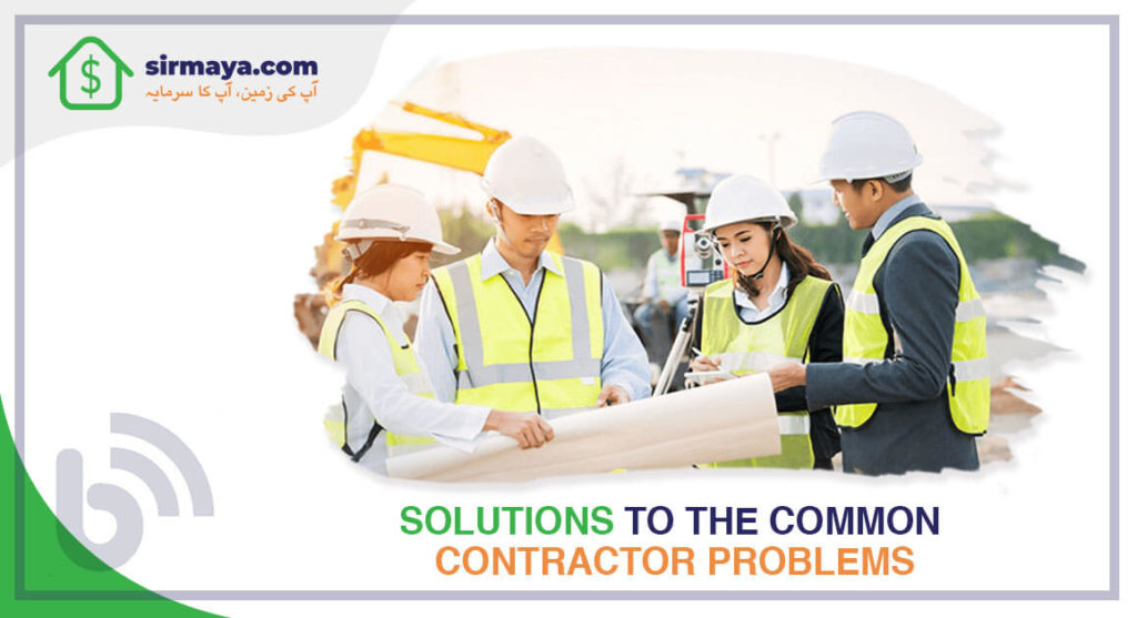 Solutions to the Common Contractor Problems