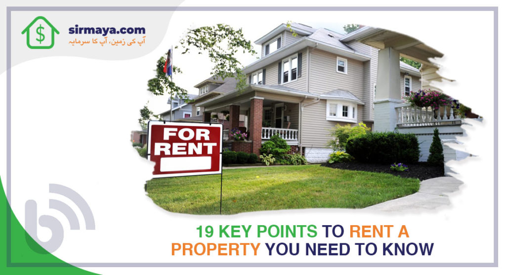 19 Key Points to Rent a Property You Need to Know