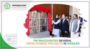 PM Inaugurates Several Development Projects in Gwadar