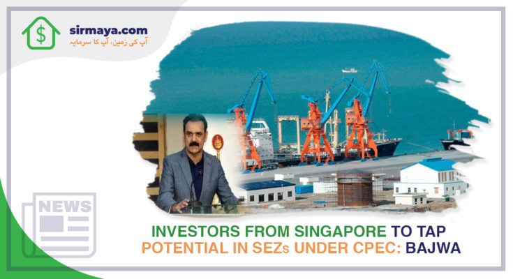 Potential in SEZs under CPEC