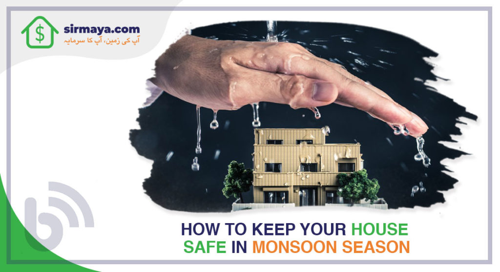 How to Keep Your House Safe in Monsoon Season