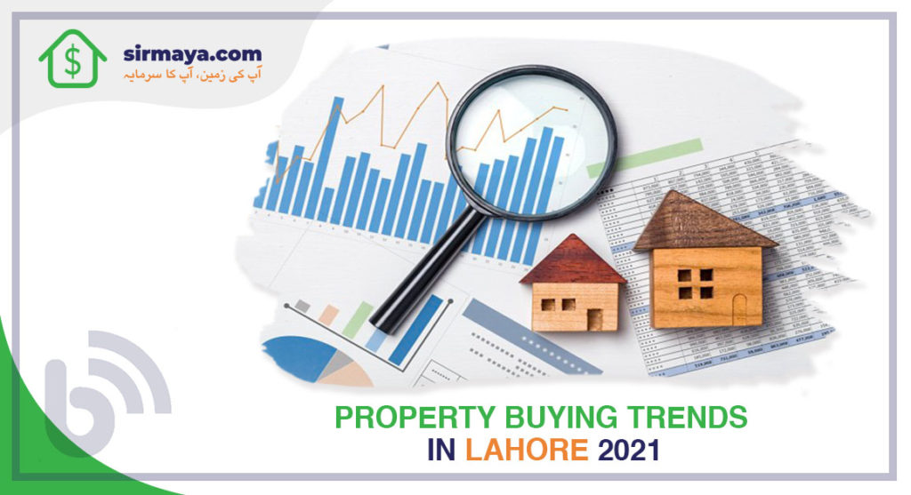 Property Buying Trends in Lahore, 2021