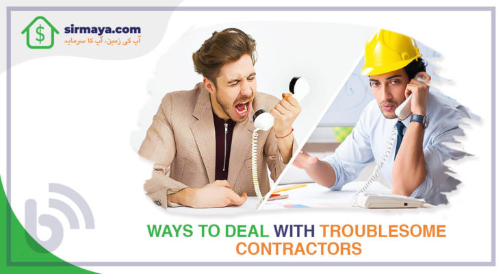 Troublesome Contractors