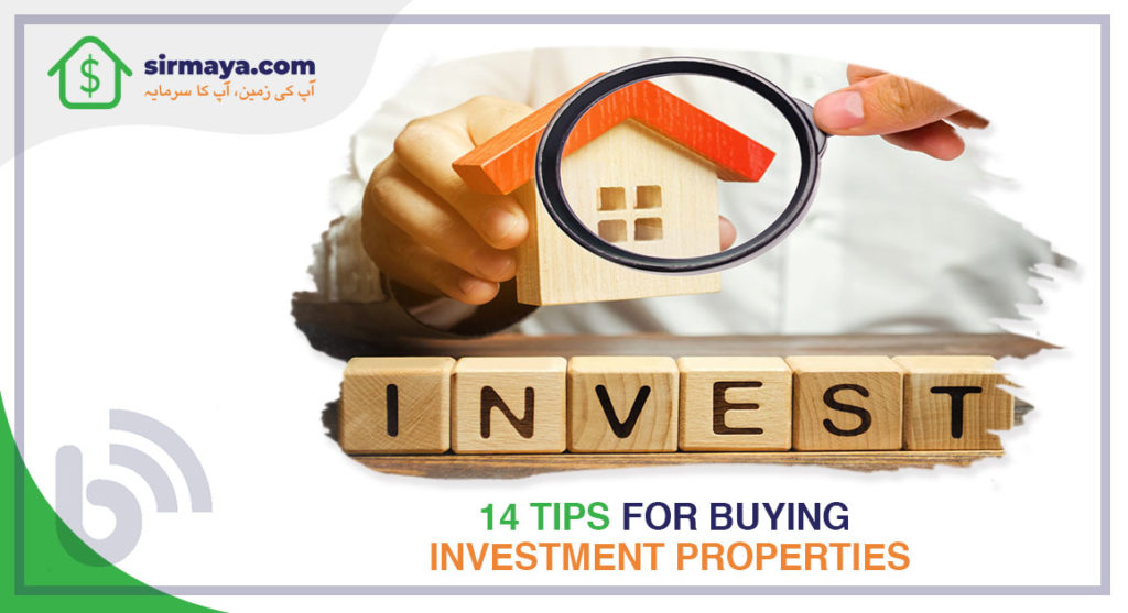 14 Tips for Buying Investment Properties