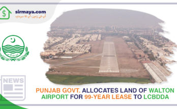 Walton Airport for 99-Year Lease