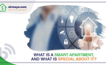 What is a smart apartment, and what is special about it?