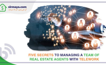Five secrets to managing a team of Real Estate Agents with telework
