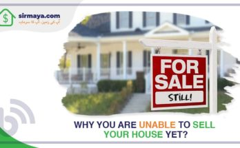 Why you are unable to sell your house yet?