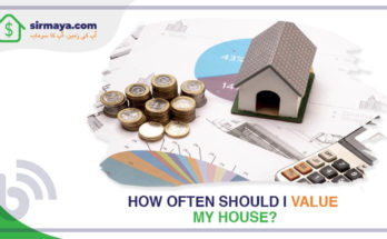 How often should I value my house?