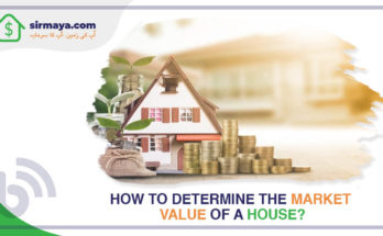 How to determine the market value of a house?
